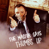 Master!thumbs up