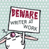 Meg: clamp Mokona Writer Beware