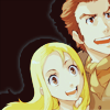 Eli: Baccano!: the love couple(?)