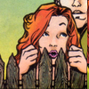 X-Men - Siryn peek