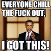 Obama's got this