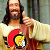 hockey: Jesus loves the Sens