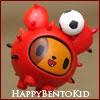 happybentokid: happypupfly