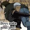 boy = pets