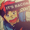 jabberart: Bacon.