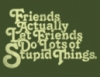 Stupid Friends