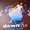 faience: DW / Donna / down the rabbit hole