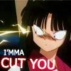 ima cut you