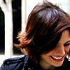 Castle || Beckett || laughter, CSI:NY || girl!Flack || laughter