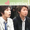 juice: arashi : ohmiya is married