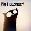 am i blonde