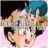 Bizarro Lord: dbz- thoughts on yaoi