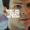 mama spock
