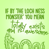 exists, loch ness monster