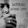 Supernatural - Dean Coffee