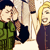 Don't feel bad, too., Ino. I embarrass people