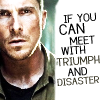 terminator - john connor, triumph & disaster