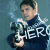 Jack Harkness - Dashing Hero