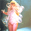 Lillian: gaga → bubbles
