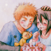 Bleach - IchiRuki + Kon