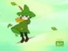 Зеленый Снусмумрик