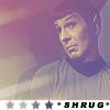 Spock Shrug