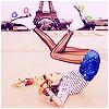 амиоон ~: Model - Blue Shorts ♥