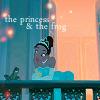 メリッサ: The Princess and the Frog