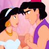 Aladdin/Jasmine Serious