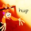 hug??