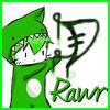 emopenguin64, rawr, dinosaur, deviantart, love