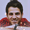 thelovered: Cesc - Smile!!