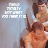 Kirk & Spock - Star Trek TOS