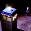 doctor who: police box