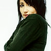 Judith Ziegler: [flirty] green lady