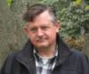 Kurt Erichsen in front of an Eastern Red