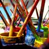 dahliablue: art - paintbrushes