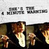 "Buffy/Angel:  Buffy ""4 Minute Warning"""