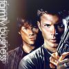 """SPN:  Sam&Dean """"Family Business"""""""