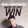 SPN - Dean - Epic Win