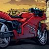 Comics: Tim's Ducati