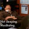 NCIS Sleeping Tony