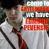 We Have Edmund Pevensie