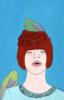 это попугай