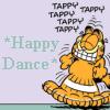 pinkfairy727: Garfield - Happy Dance