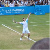 Murray at Queen's final