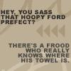 Elena Gleason: HHGG hoopy frood