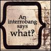 interrobang what?