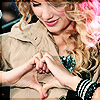 Heart Taylor Swift