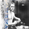 False gods are just as good, y'know.: NPH eating shirtless